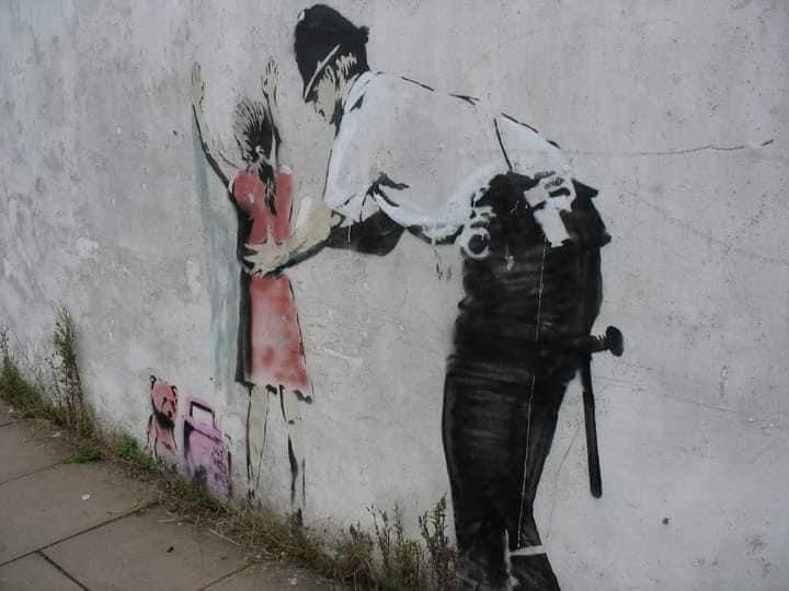 Banksy - Chilkwell Street