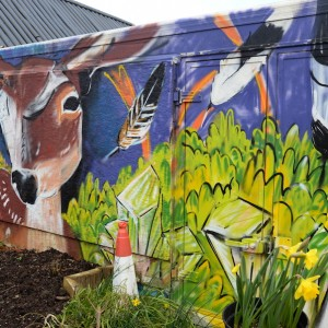2 community garden