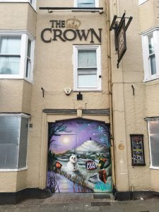 door of the crown by SYM winter
