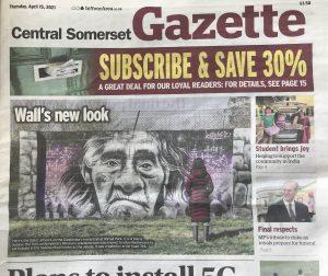 gazette april 2021