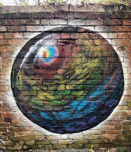 rainbow circle by SYM