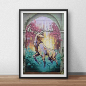 stag sikoh print