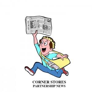 corner stores LOGO