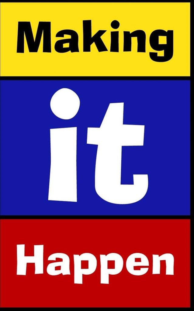 making it happen logo